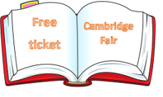 free ticket cambridge