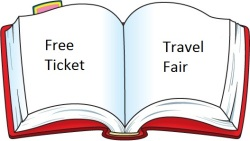 free ticket travel